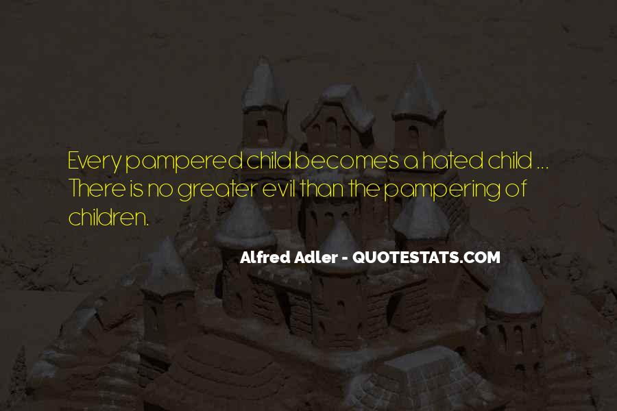 Quotes About Alfred Adler #1683780