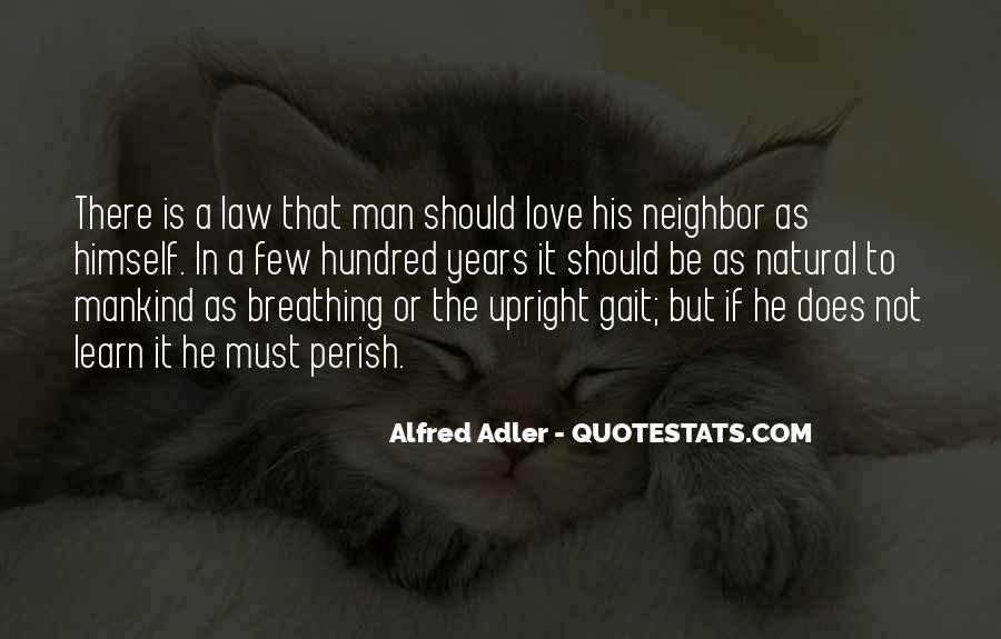 Quotes About Alfred Adler #1730157