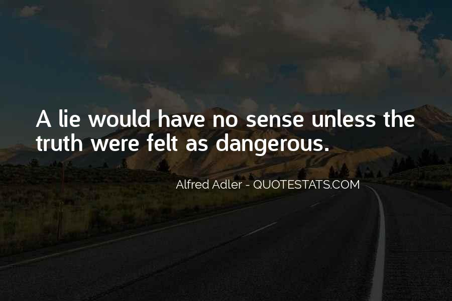 Quotes About Alfred Adler #261625
