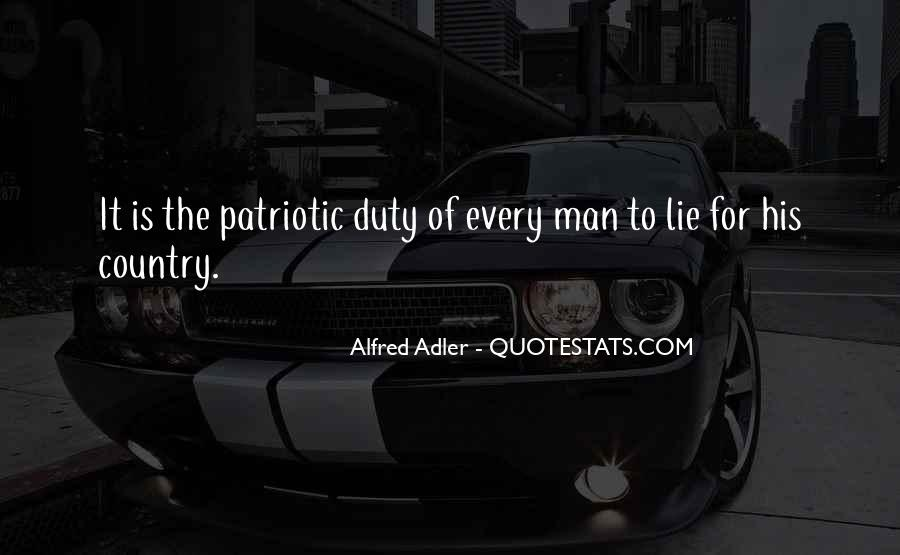 Quotes About Alfred Adler #37939
