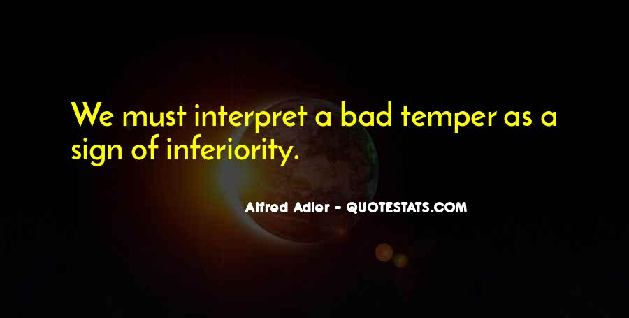 Quotes About Alfred Adler #546508