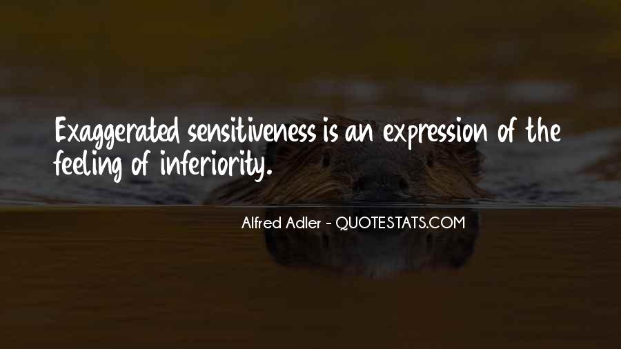 Quotes About Alfred Adler #925453