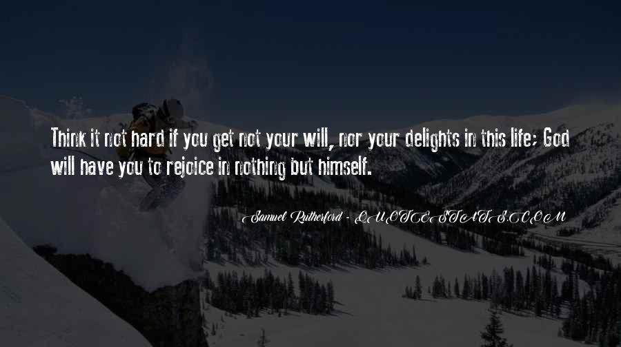 Rejoice God Quotes #1027182