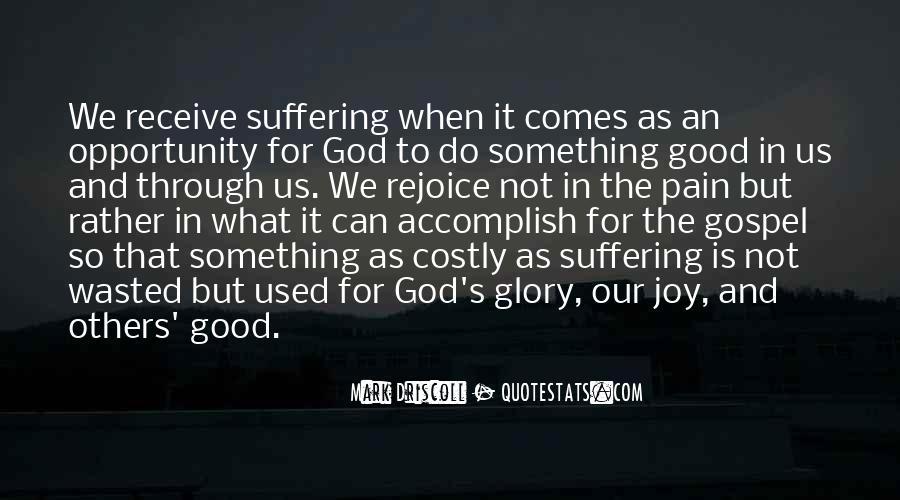 Rejoice God Quotes #1057162