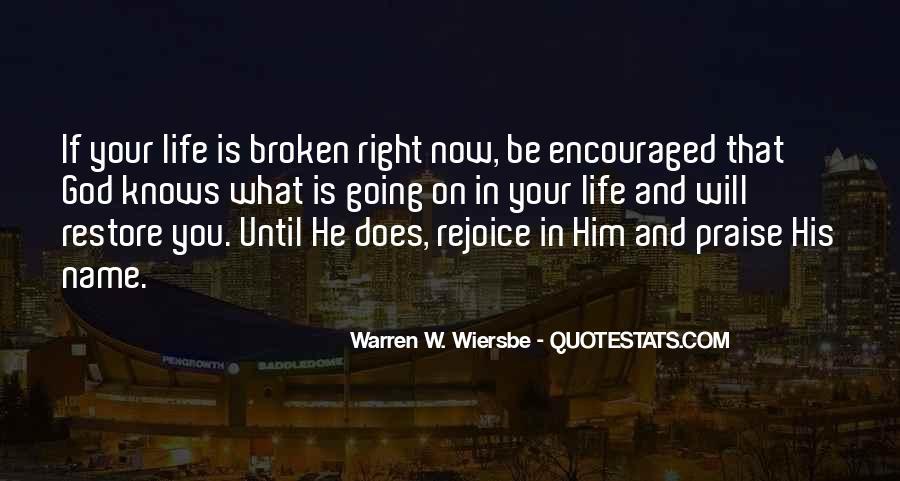 Rejoice God Quotes #1312744