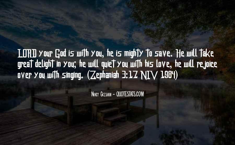 Rejoice God Quotes #1330858