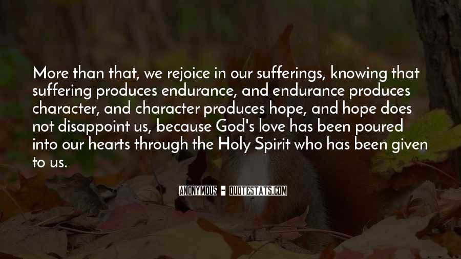 Rejoice God Quotes #1337410