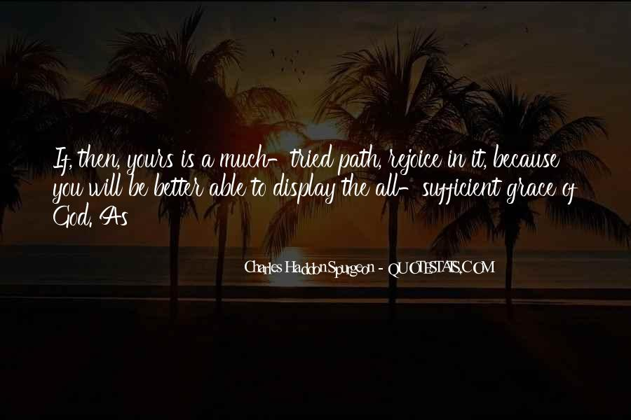 Rejoice God Quotes #1344010