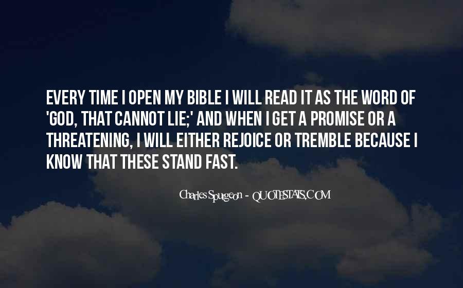 Rejoice God Quotes #1424726