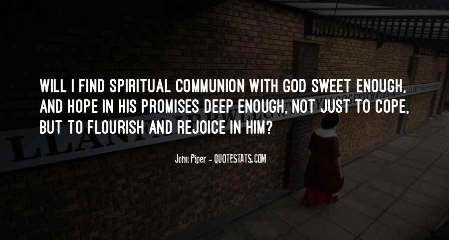 Rejoice God Quotes #1476386