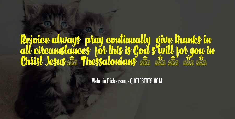 Rejoice God Quotes #157851