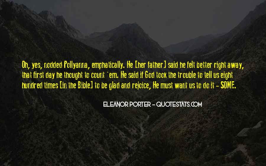 Rejoice God Quotes #1593981