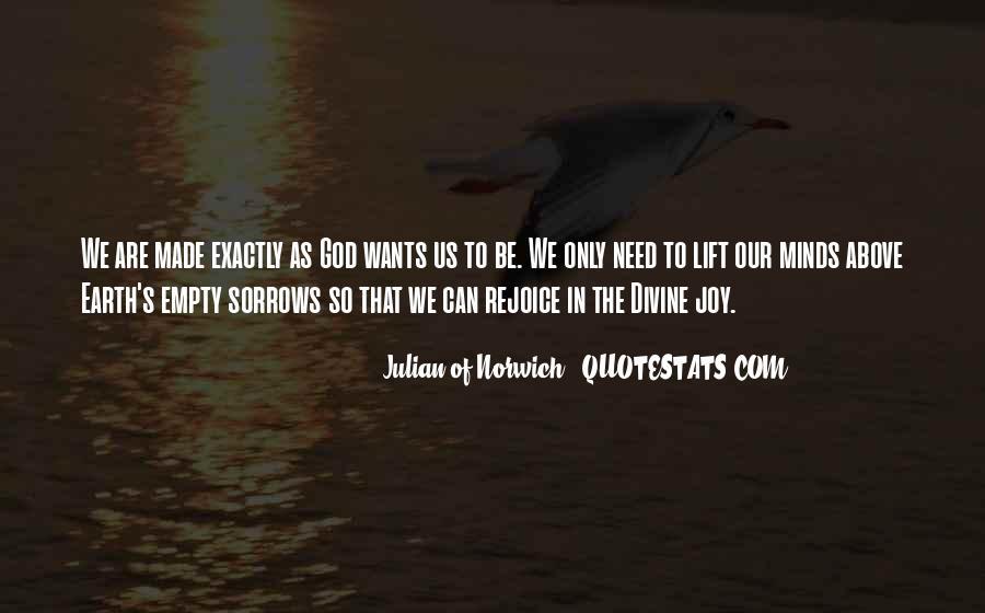 Rejoice God Quotes #1654572