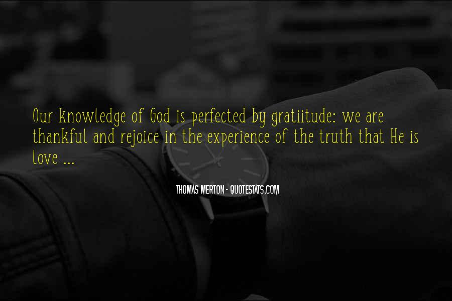 Rejoice God Quotes #1670081