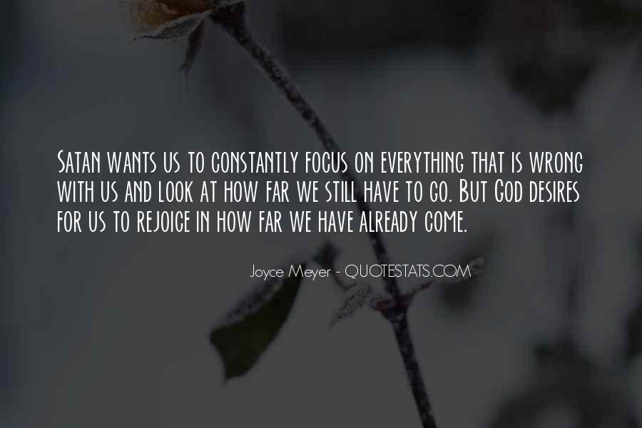 Rejoice God Quotes #1672070