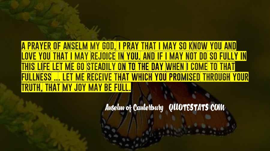 Rejoice God Quotes #1749381