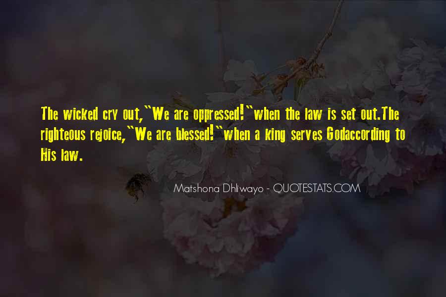 Rejoice God Quotes #177069