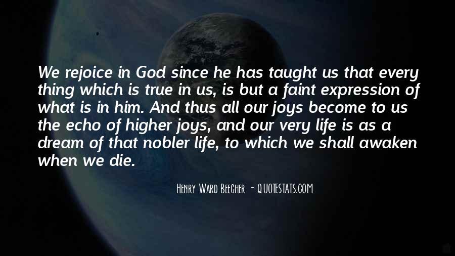 Rejoice God Quotes #214690