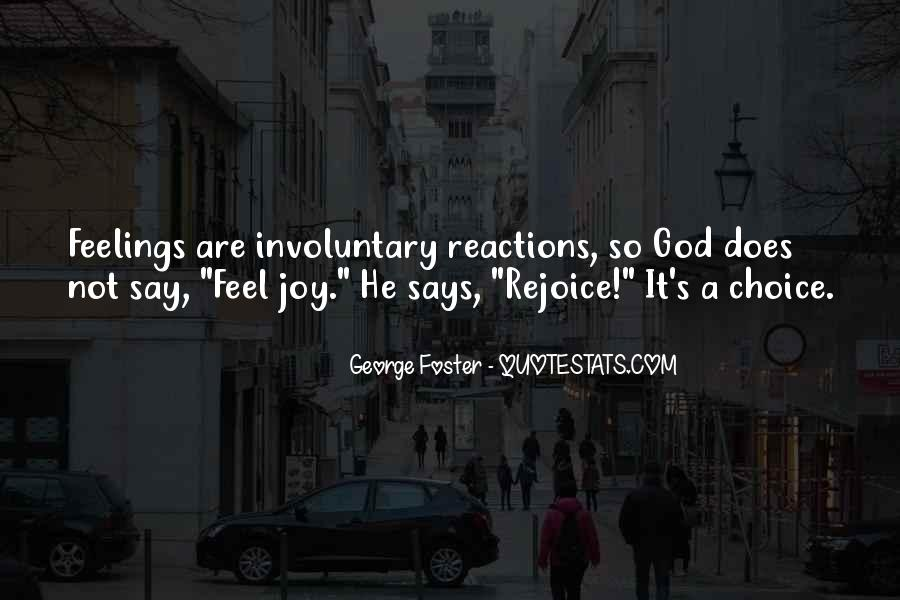 Rejoice God Quotes #224834