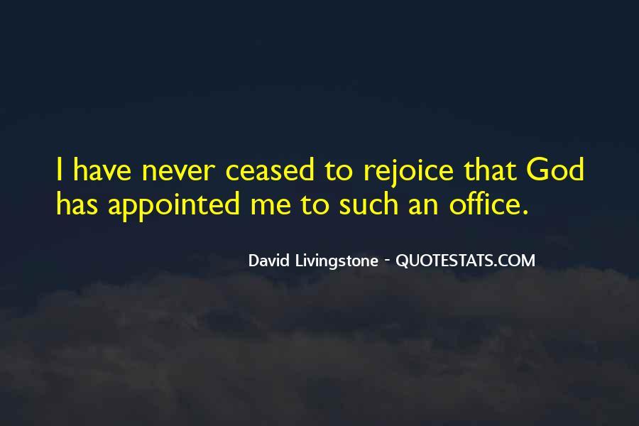 Rejoice God Quotes #395691