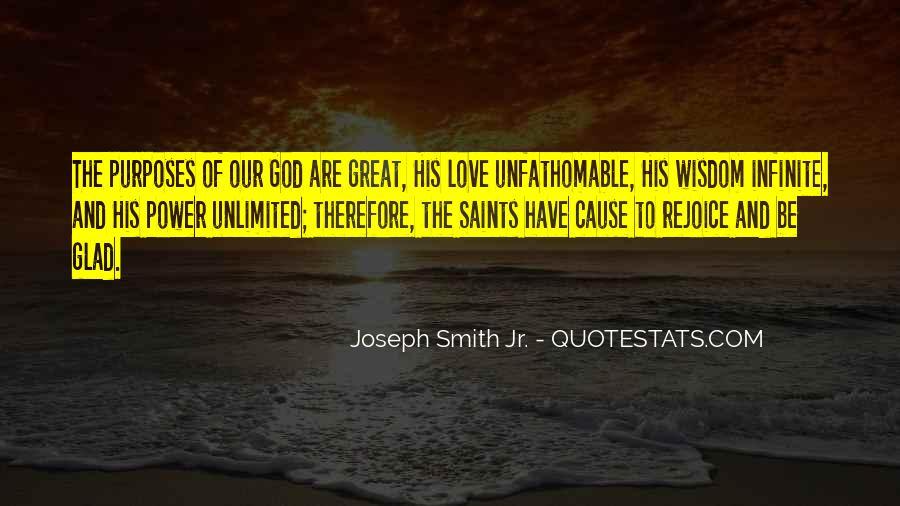 Rejoice God Quotes #448661
