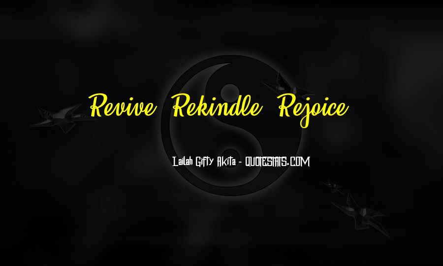 Rejoice God Quotes #463285