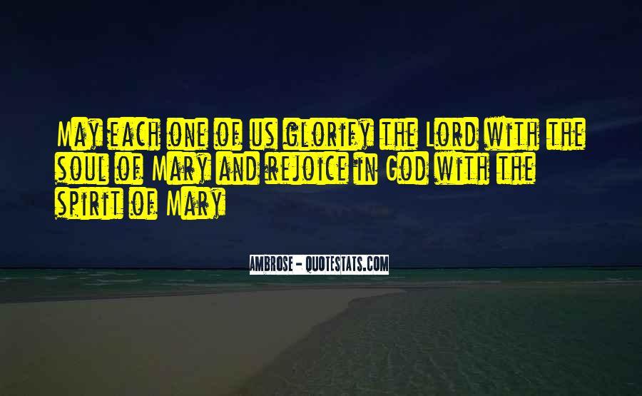 Rejoice God Quotes #493759