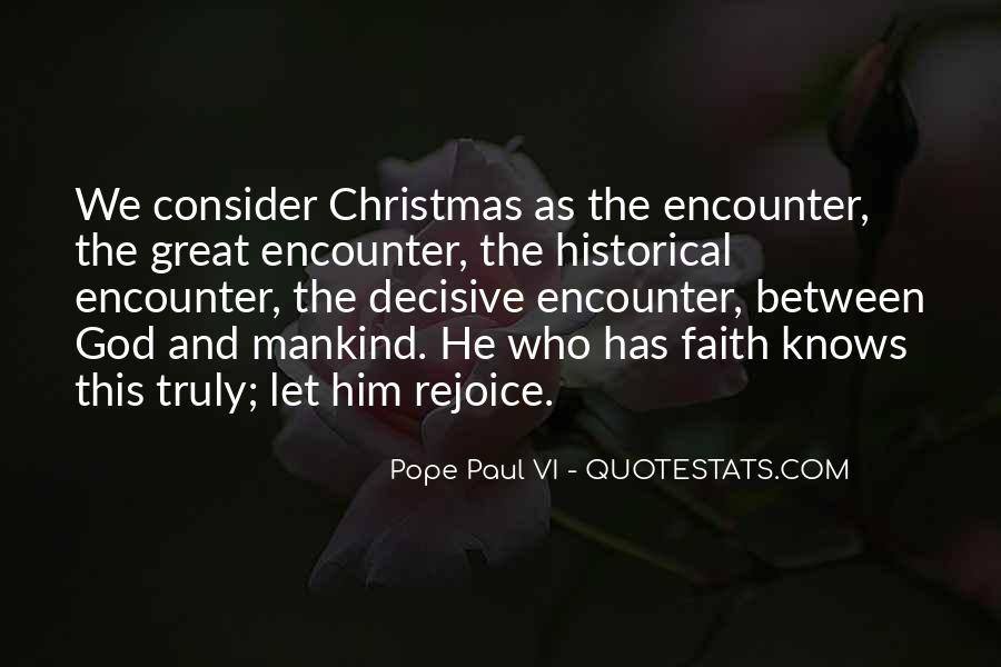 Rejoice God Quotes #509276
