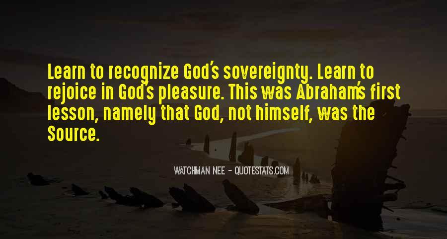 Rejoice God Quotes #509653