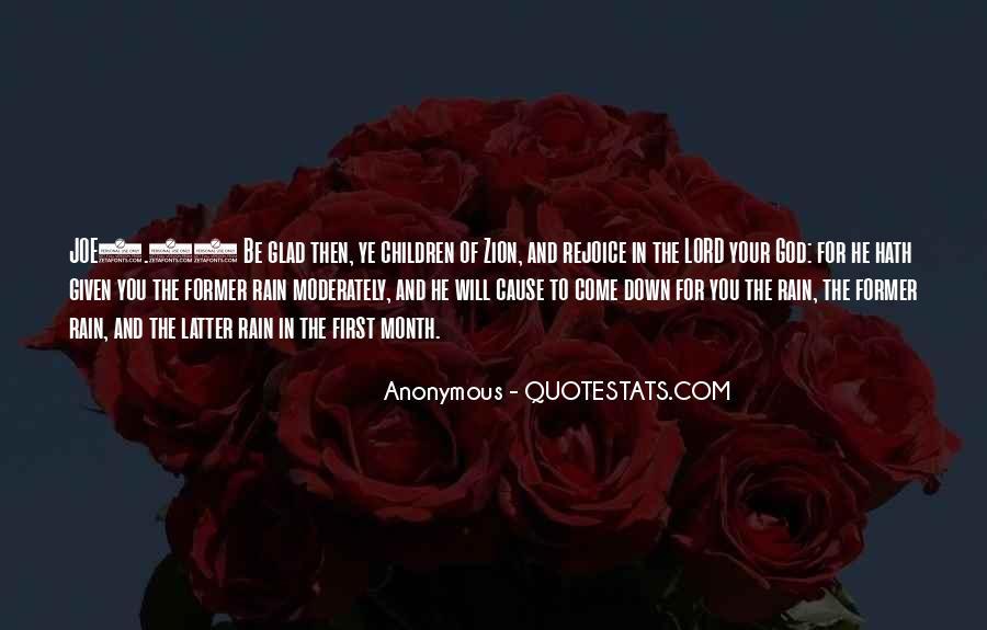 Rejoice God Quotes #518812