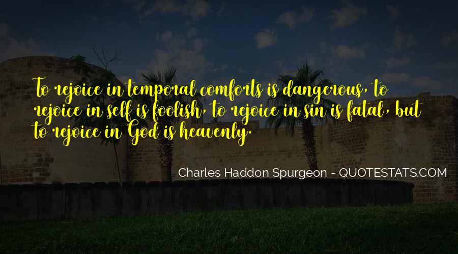 Rejoice God Quotes #568267