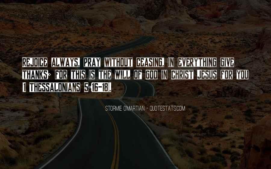 Rejoice God Quotes #588068