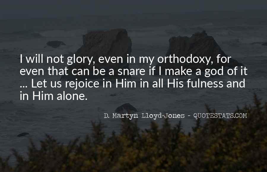 Rejoice God Quotes #670124