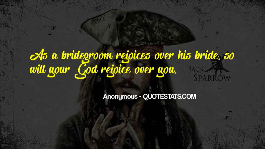 Rejoice God Quotes #708075