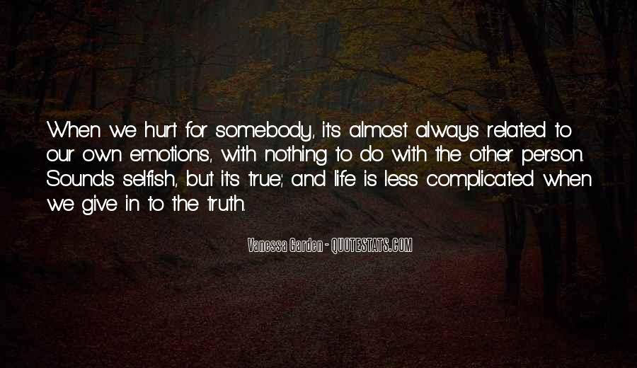 Related To Life Quotes #1636144