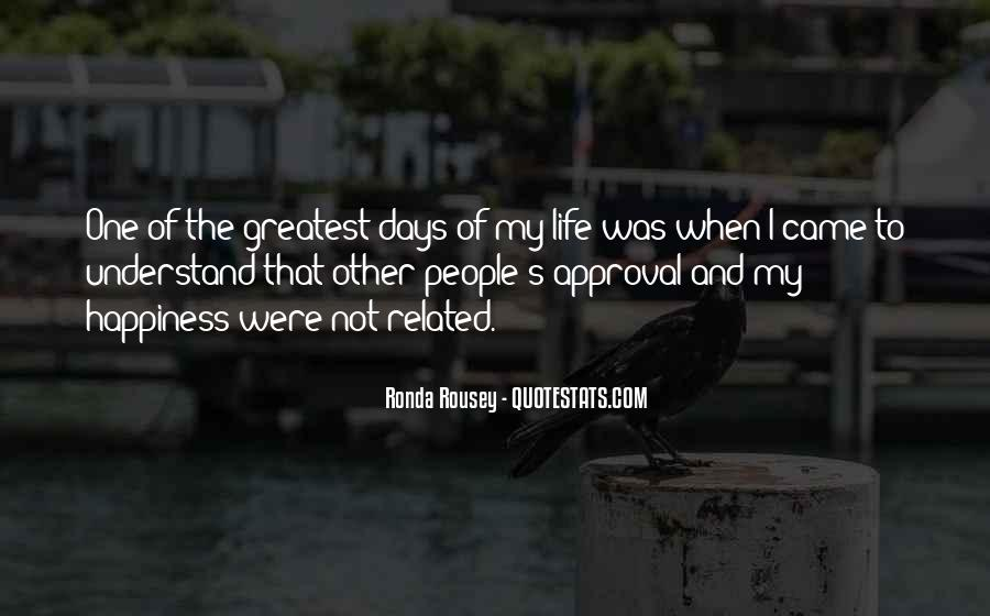 Related To Life Quotes #1666702