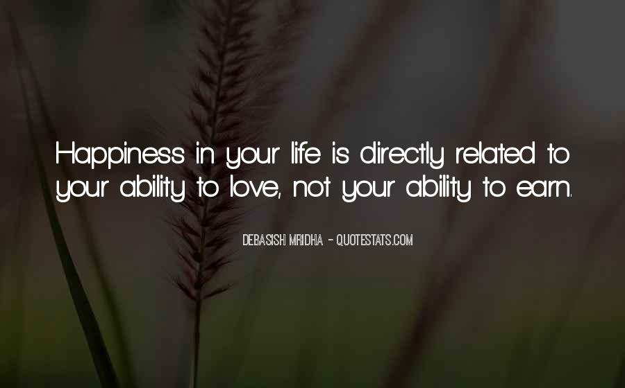 Related To Life Quotes #488128