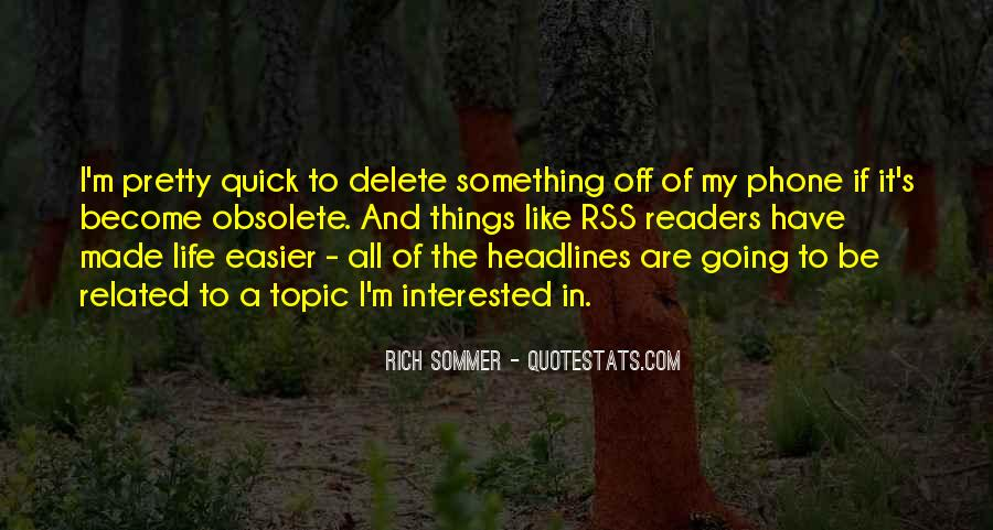 Related To Life Quotes #635475