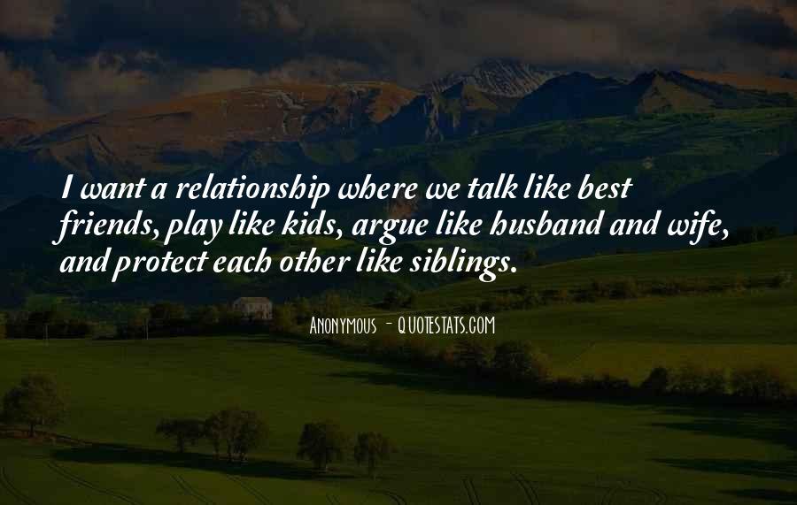Relationship Argue Quotes #183431