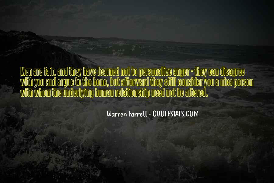 Relationship Argue Quotes #41966