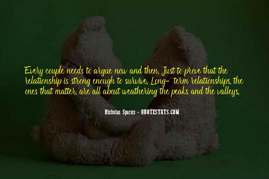 Relationship Argue Quotes #739184