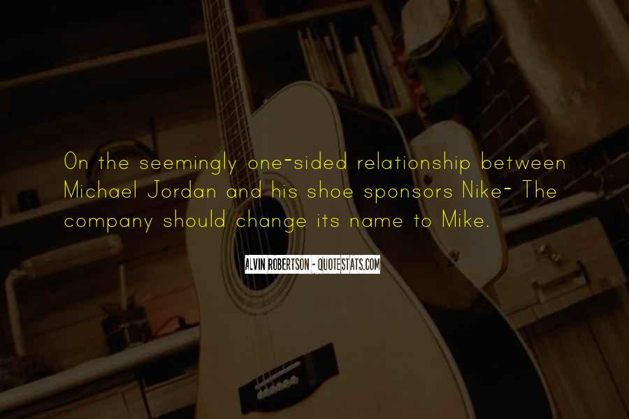 Relationship One Sided Quotes #1419585