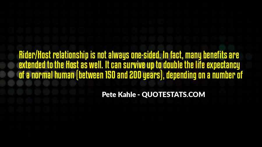 Relationship One Sided Quotes #57499