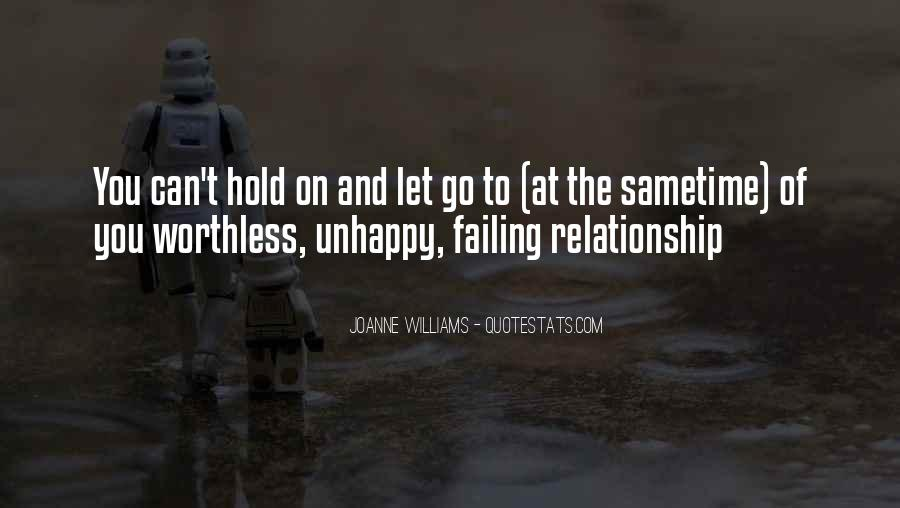 Relationship Problems Advice Quotes #1686966