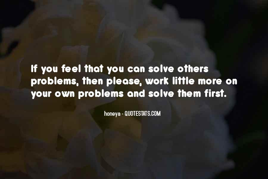Relationship Problems Advice Quotes #374520