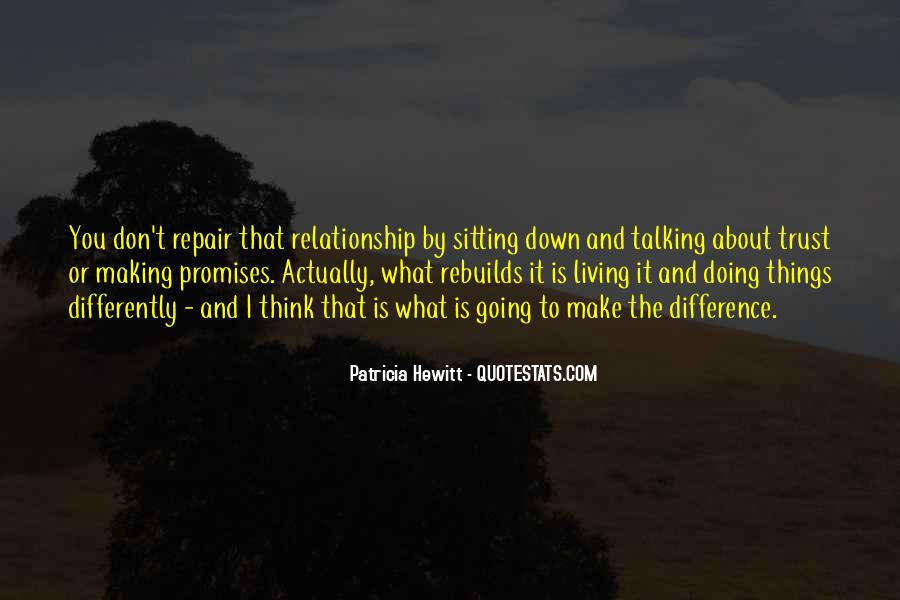 Top 16 Relationship Repair Quotes: Famous Quotes & Sayings