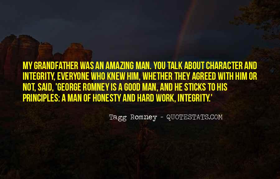 Quotes About An Amazing Man #1860709