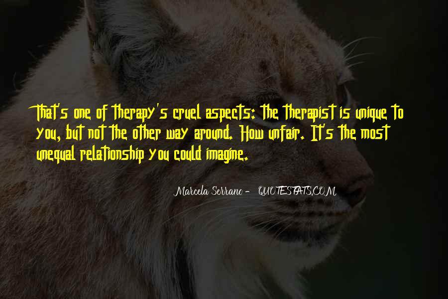 Relationship Therapist Quotes #137504