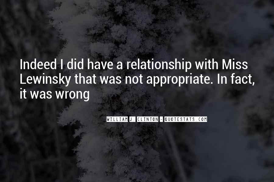 Relationship Went Wrong Quotes #26602