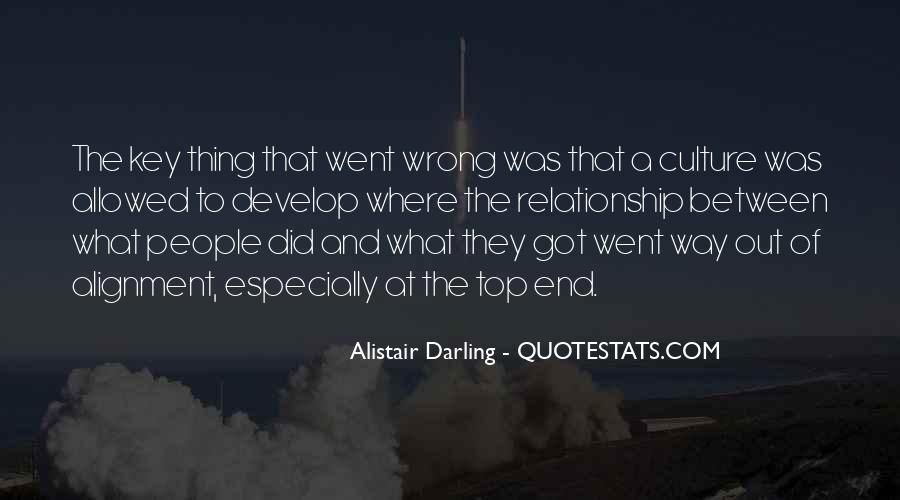 Relationship Went Wrong Quotes #311904